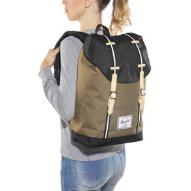 Herschel Retreat Backpack Cub/Black/White